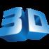 3D Maker Icon