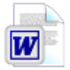 Advanced Word Repair Icon