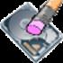 AEVITA Erase Hard Drive Icon