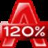 Alcohol 120 Percent Icon