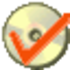 Anti-lost CD Ejector Lite Icon