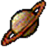 Asteroid Cresta Icon