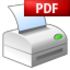 Bullzip PDF Printer Icon
