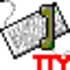 CallTTY Icon