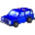 Car Icon Library Icon