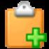 Clip Plus Icon