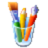 Colorful Movie Editor Icon