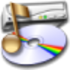 Cute CD DVD Burner Icon