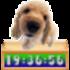 Cute Puppy Clock Icon