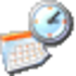 CyberMatrix In Out Scheduler Icon