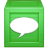Decipher TextMessage Icon