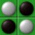 Deep Green Reversi Icon