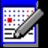 Desktop Calendar Reminder Icon