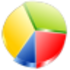Disk Space Fan Icon