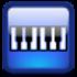 DSW Piano Icon