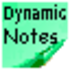 Dynamic Notes Icon