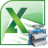 Excel File Size Reduce Software Icon