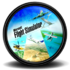 Flight Simulator X Free Icon