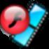 FLV to AVI MPEG WMV 3GP MP4 iPod Convert Icon
