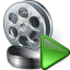 FLVPlayer4Free Icon
