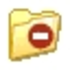 Folder Security Icon