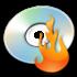 Free Easy CD DVD Burner Icon