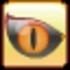 Golden Keylogger Icon