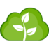 GreenCloud Printer Icon