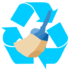 HD Cleaner Icon