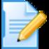 HTML Portable Editor Icon