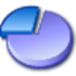 Network Traffic Monitor Analysis Report Icon