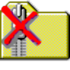 NonCompressibleFiles Icon