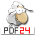 PDF24 PDF Creator Icon