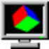 Picture Cube 3D Icon