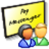 PopMessenger Icon