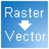 Raster To Vector Icon