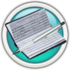 Star Check Writer Icon