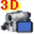Stereo Movie Maker Icon
