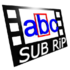 SubRip Icon