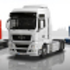 UK Truck Simulator Icon