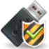 USB Drive Antivirus Icon