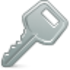 Wireless Key Generator Icon