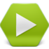 Xamarin Android Player Icon