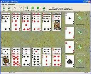 First Solitaire Screenshot