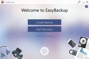 Abelssoft Backup Screenshot