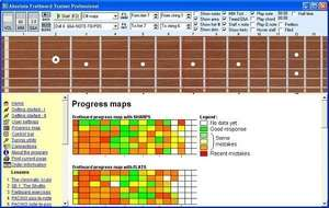 Absolute Fretboard Trainer Screenshot