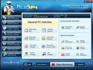 AceSpy Screenshot