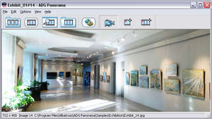 ADG Panorama Tools Screenshot