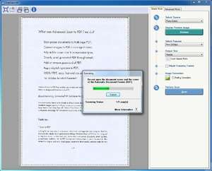 PDF Tools - Screenshot for Advanced Scan to PDF Free