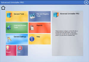 Install and Uninstall Tools - Screenshot for Advanced Uninstaller PRO